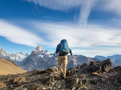 wędrówka po pięknych górach